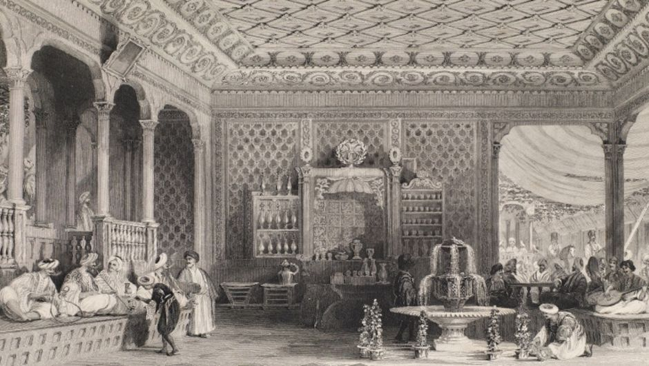 Topkapı Sarayı, Türk kahvesinin Osmanlı'dan günümüze uzanan hikayesi