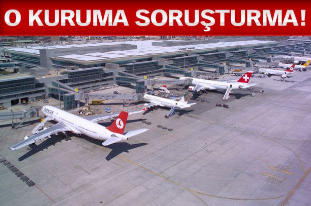 Rekabet Kurulu,Devlet Hava Meydanları İşletmesi Genel Müdürlüğü,