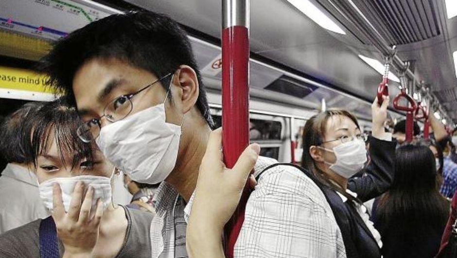 Hong Kong, Grip Salgını