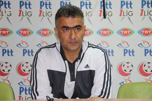 Denizlispor teknik direktörlük görevine Mehmet Altıparmak'ı getirdi