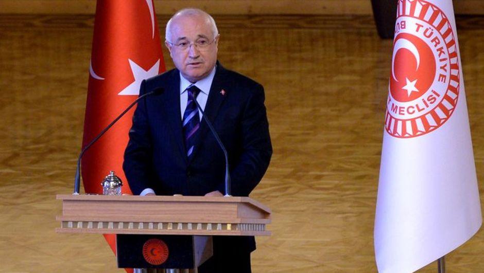 TBMM Başkanı Cemil Çiçek, idam tartışması