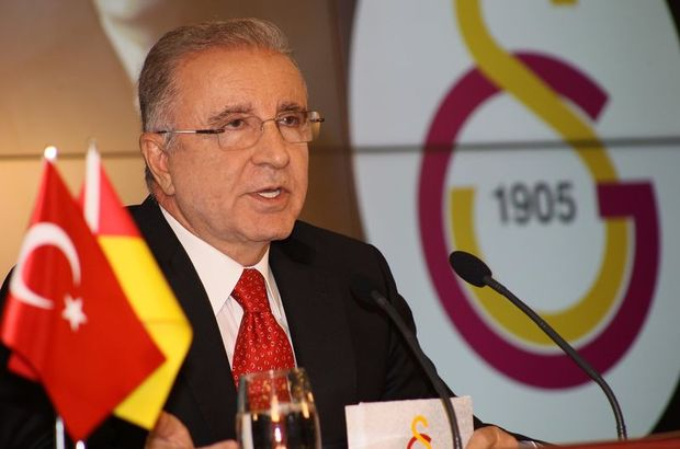 Galatasaray eski başkanı Ünal Aysal