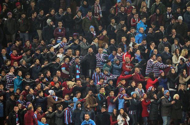 Trabzonspor - Napoli maçı biletleri
