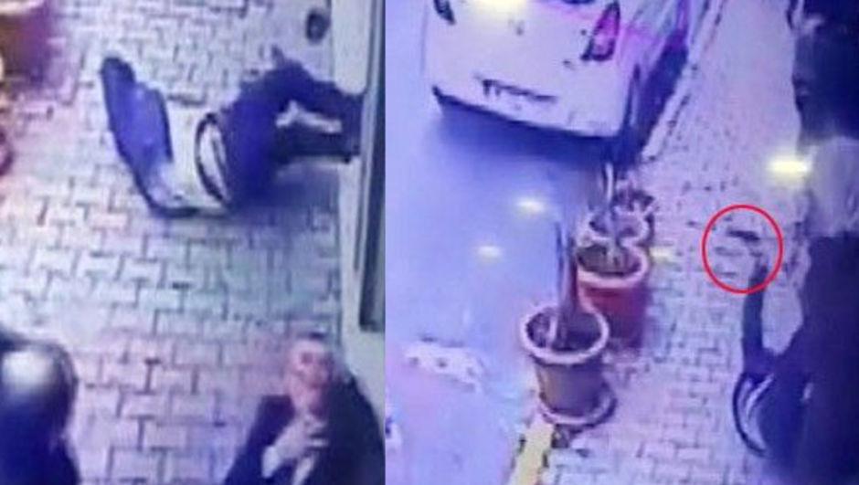 Gaziosmanpaşa, Cihan Kansız, silahlı saldırı