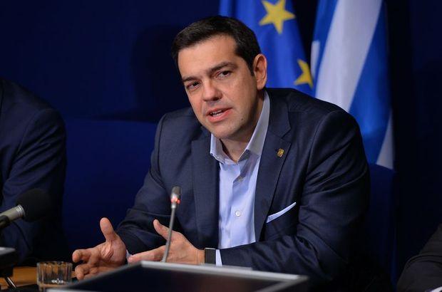 Euro Bölgesi'nden Yunanistan'a 5 gün süre Yunanistan, Euro Bölgesi, Aleksis Çipras