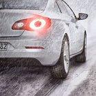 Kış lastiği takma zorunluluğu uygulamasında sürücülere caza yağdı