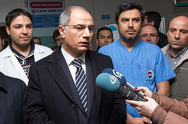 Efkan Ala'dan anlamlı ziyaret, Ankara Numune Eğitim ve Araştırma Hastanesi, Ankara
