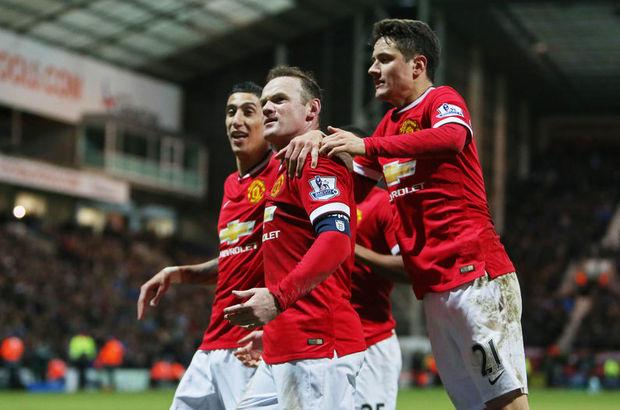 Preston: 1 - Manchester United: 3