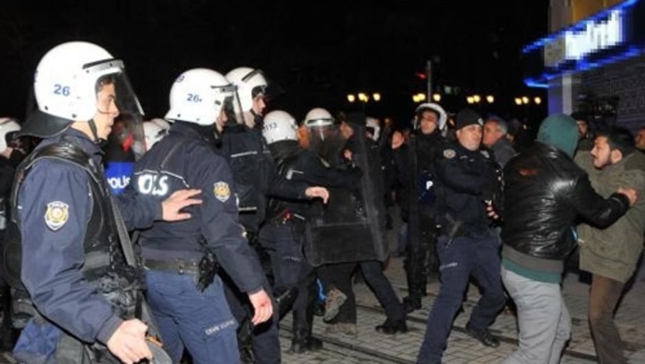 Eskişehir'de polis müdahalesi, TÜRGEV, Eskişehir
