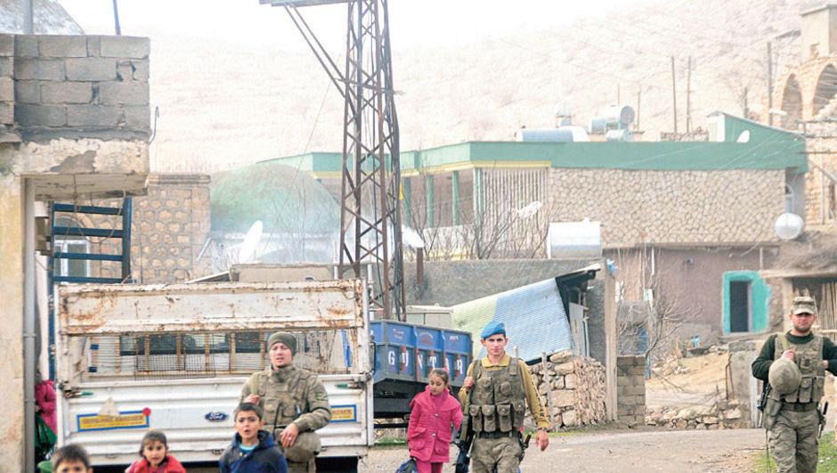 Kayadere Köyü kan davası