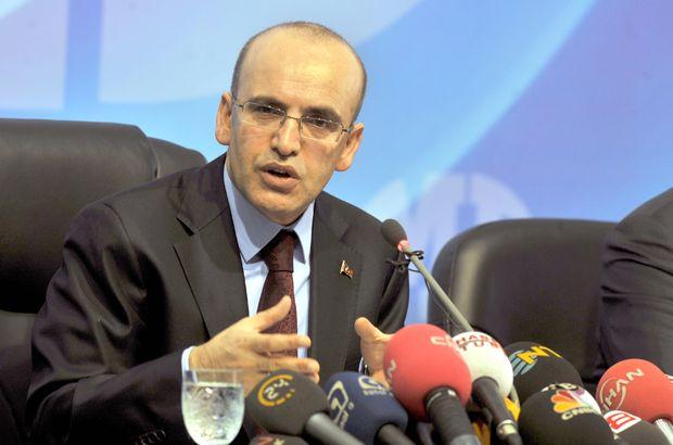 Maliye Bakanı Mehmet Şimşek,FDF hedefleri, ekonomik aktivite