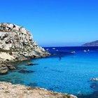 Avrupa'nın en iyi plajları!