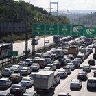 Köprü ve otoyollardan elde edilen  bir aylık gelir 67 milyon lira