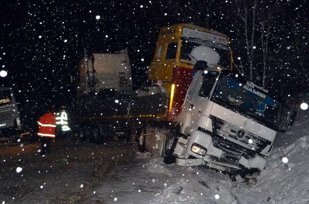 Bursa'da zincirleme trafik kazası