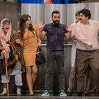 Gökhan Türkmen ve Mazlum Çimen, Güldür Güldür Show sahnesinde