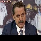 Çalışma ve Sosyal Güvenlik Bakanı Faruk Çelik Habertürk TV Ankara Temsilcisi Veyis Ateş'e konuştu