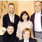 Büyük Resim projesinde TESYEV'e destek olarak Murat Boz ve Ali Boz'un anneleri de yer aldı
