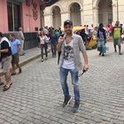 Ünlü şarkıcı Murat Dalkılıç yeni klibini Küba'da çekti
