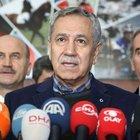 Başbakan Yardımcısı Bülent Arınç, Şah Fırat operasyonuyla ilgili konuştu: Toprak kaybetmedik