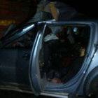 Mersin'in Tarsus İlçesi'nde bir kamyonet, hızla demir yüklü TIR'a arkadan çarptı, kazada 5 kişi yaşamını yitirdi