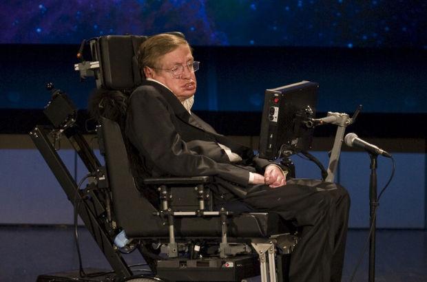 Hawking'ten Ürküten açıklama