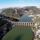 İstanbul barajlarındaki toplam doluluk oranı yüzde 93.95'e ulaştı