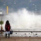 Muğla il genelinde yer yer kuvvetli yağış ve Bodrum-Kaş arası denizde fırtına bekleniyor