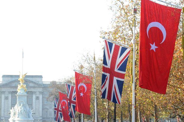 İngiltere Türkiye ile yürümek istiyor!