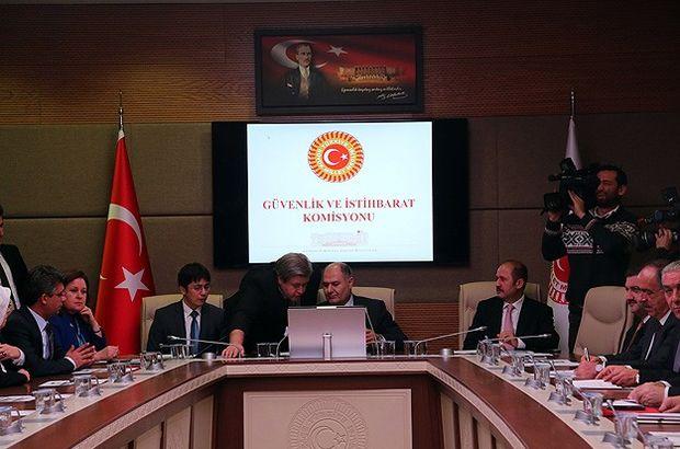 Komisyon olağanüstü toplanacak