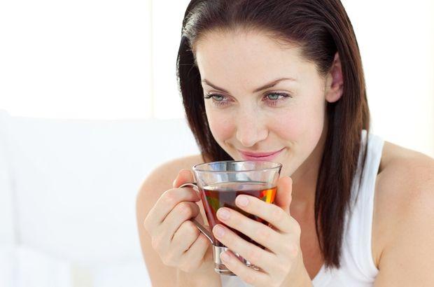İncecik bir vücuda sahip olmanızı kolaylaştıracak doğal çay formülleri