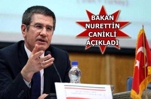 Türkiye'nin Suriye'ye ihracatı eski günlerine döndü