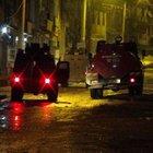 Şırnak'ta izinsiz gösteriye polis müdahalesi