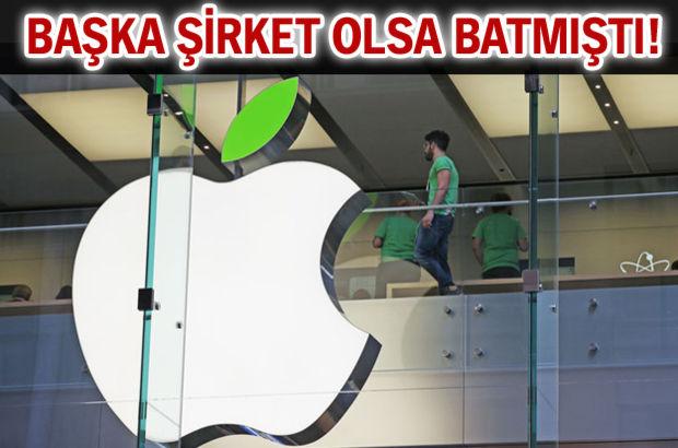 Apple 533 milyon dolar ceza ödeyecek!