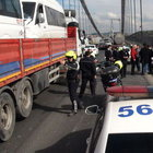Fatih Sultan Mehmet Köprüsü'nde trafik kazası: 1 kişi yaşamını yitirdi