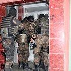İstanbul'da birçok adrese eş zamanlı operasyon düzenlendi