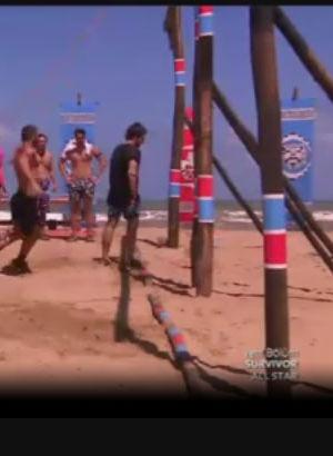 Survivor All Star'da Turabi'nin kafa kesme görüntüsü izleyenleri dehşete düşürdü