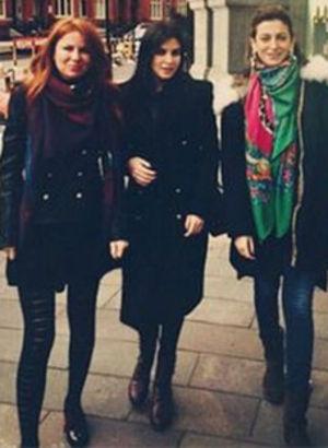 Londra, moda ve alışveriş