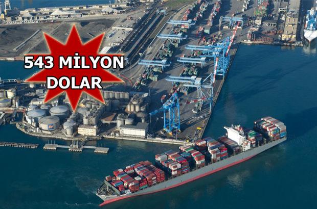 Safi Holding Derince limanını satın aldı