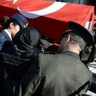 Malatya'da şehit olan pilot Üstğ. Yasin Atalay İstanbul'da toprağa verildi