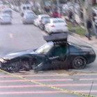 Cem Yılmaz'ın eski otomobili pert oldu