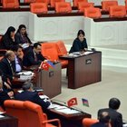 Meclis'te Hocalı katliamını lanetleyen partiler Türk ve Azerbaycan bayraklarını sıralara astı