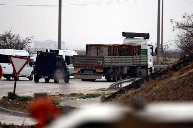 Hatay, durdurulan MİT TIR'ı, askeri personel, tutuklama