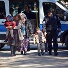 Adana Otogarı'nda eşlerinden şiddet gören 4 kadının yolu kesişti