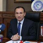 Adalet Bakanı Bekir Bozdağ, iç güvenlik paketine ilişkin önemli açıklamalar yaptı