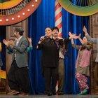 Ayhan Taş ve Belkıs Akkale Güldür Güldür Show sahnesinde izleyiciyle buluşacak