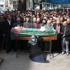 Samsun'da trafik kazasında ölen Edanur Hüsna defnedildi