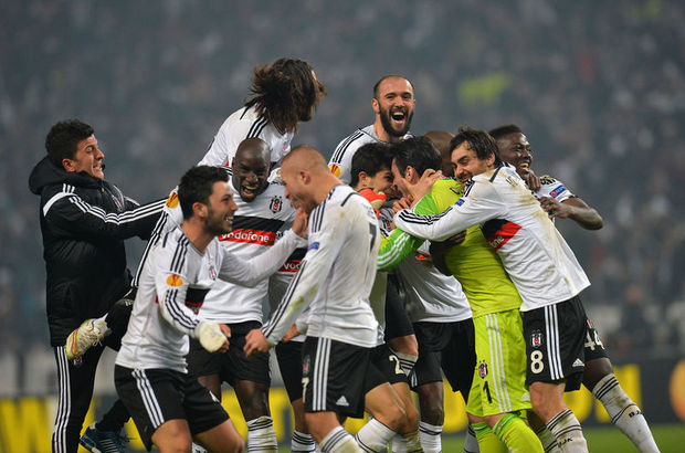 Beşiktaş: 6 - Liverpool: 4 / MAÇ ÖZETİ