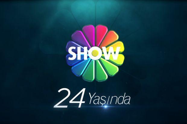 """""""SHOW TV"""" 24 yaşında!"""