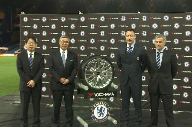 Chelsea'den çılgın reklam anlaşması!