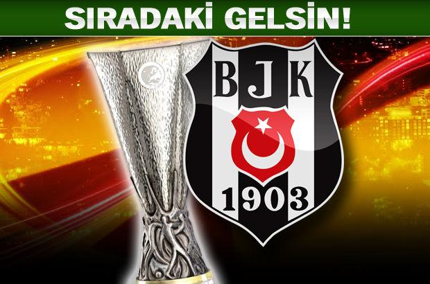İşte Beşiktaş'ın rakibi...